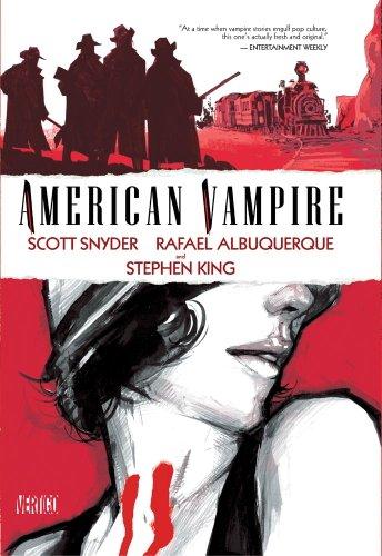 9781401228309: American Vampire 1