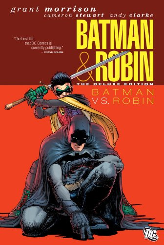 Batman vs. Robin (Batman & Robin)
