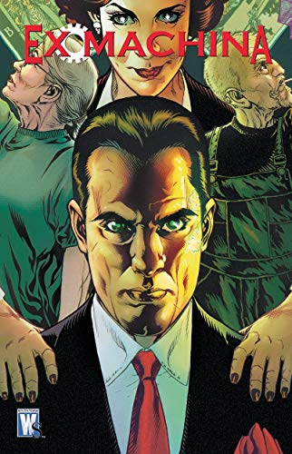 Ex Machina Volume 10 Term Limits (Ex Machina (Collections) (Paper))