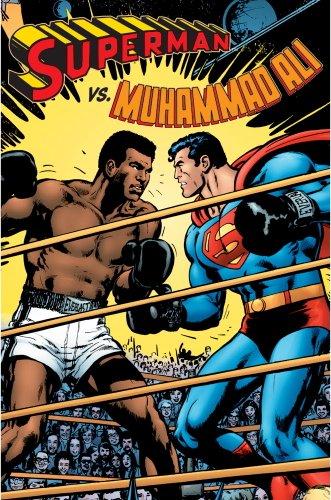 9781401228729: Superman vs. Muhammad Ali Facsimile