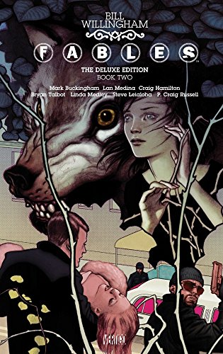 FABLES THE DELUXE EDITION BOOK 2
