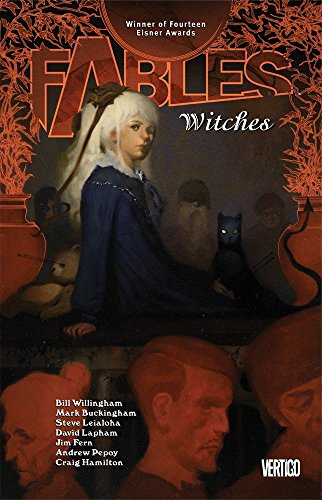 FABLES 14 WITCHES