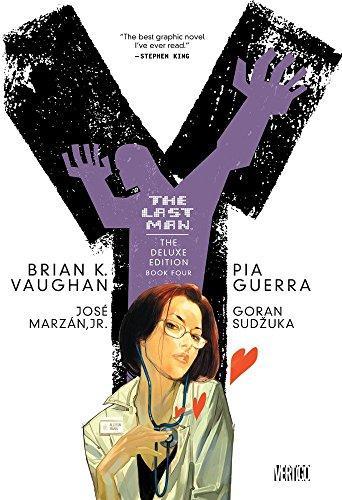 Y: The Last Man: Vaughan, Brian K