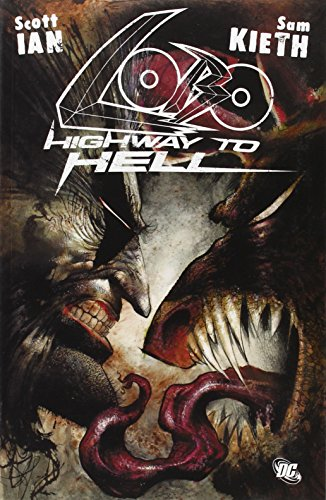 9781401228910: Lobo Highway To Hell TP