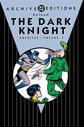 Batman: The Dark Knight Archives Vol. 7