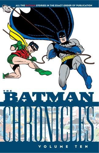 9781401228958: The Batman Chronicles, Volume Ten