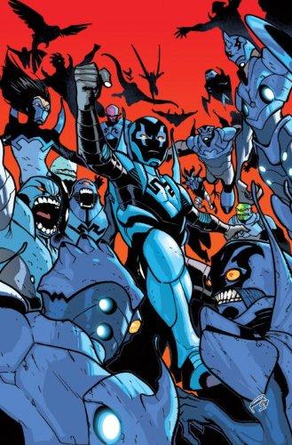 9781401228972: Blue Beetle: Black and Blue