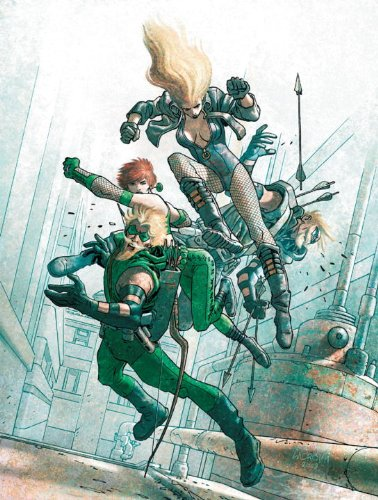 Green Arrow/Black Canary, Vol. 6: Five Stages: Andrew Kreisberg