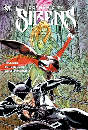 9781401229078: Gotham City Sirens Vol. 2: Songs of the Sirens