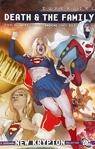 9781401229139: Supergirl: Death and the Family