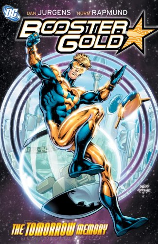9781401229184: Booster Gold The Tomorrow Memory TP