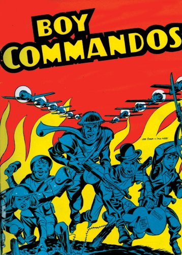 The Boy Commandos Vol. 1