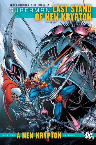 9781401229337: Superman Last Stand Of New Krypton TP Vol 01 (Superman (DC Comics))