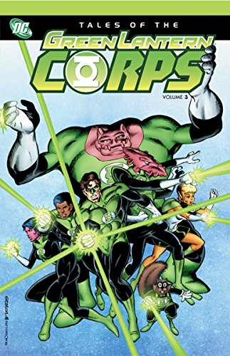 Tales of the Green Lantern Corps Vol. 3: Various