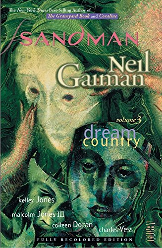 9781401229351: The Sandman, Vol. 3: Dream Country