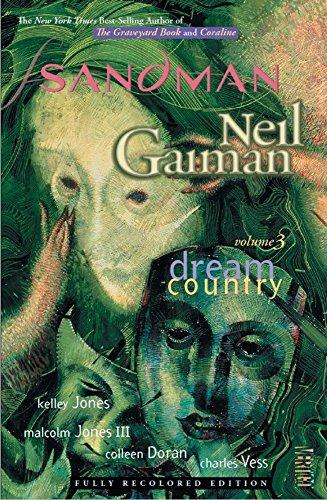 9781401229351: The Sandman, Vol. 3: Dream Country