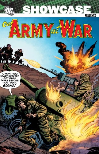 9781401229429: Showcase Presents: Our Army at War Vol. 1 (Showcase Presents (Unnumbered Paperback))