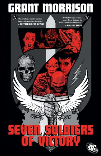 9781401229511: Seven Soldiers of Victory Book One