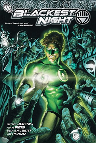 Blackest Night TP: Johns, Geoff
