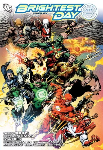 9781401229665: Brightest Day HC Vol 01