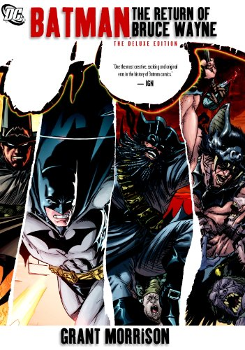 9781401229689: Batman: The Return of Bruce Wayne