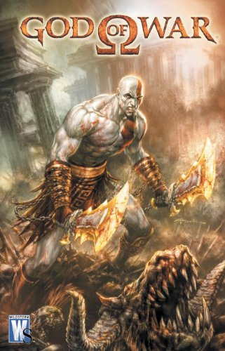 9781401229726: God Of War TP
