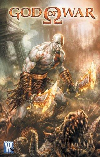 9781401229726: God Of War TP