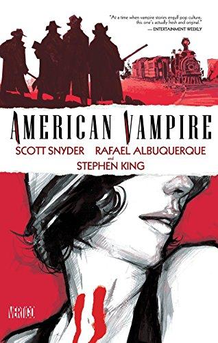 9781401229740: American Vampire 1