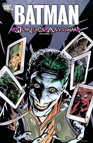 Batman: Joker's Asylum Vol. 2: Landry Walker; Peter