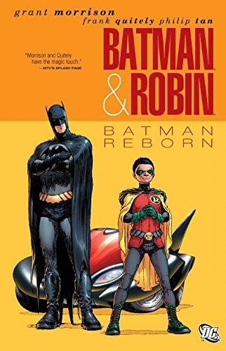9781401229870: Batman & Robin, Vol. 1: Batman Reborn