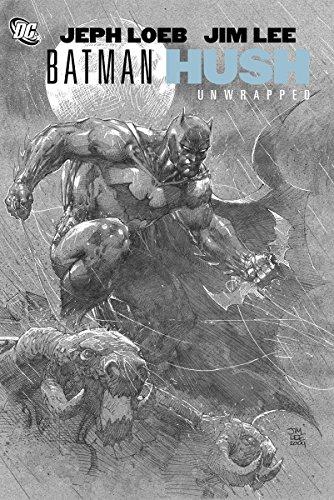 9781401229924: Batman: Hush Unwrapped (Deluxe edition)