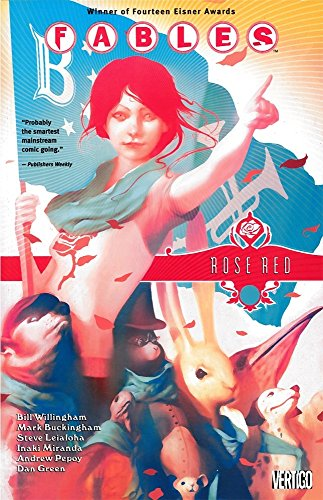 FABLES 15 ROSE RED