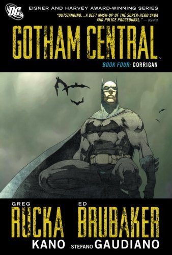 9781401230036: Gotham Central Book 4: Corrigan