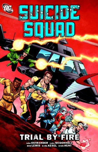 9781401230050: Suicide Squad: Trial by Fire
