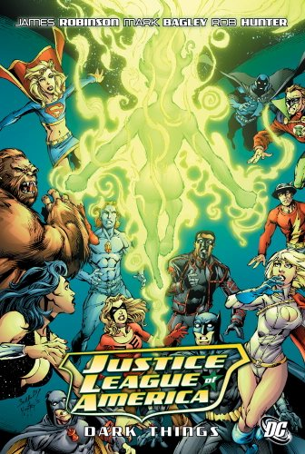 9781401230111: Justice League of America: The Dark Things