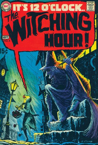 9781401230227: Showcase Presents: The Witching Hour, Vol. 1