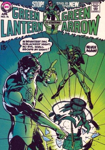 Green Lantern - Green Arrow