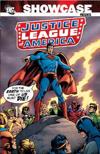 9781401230258: Showcase Presents Justice League Of America TP Vol