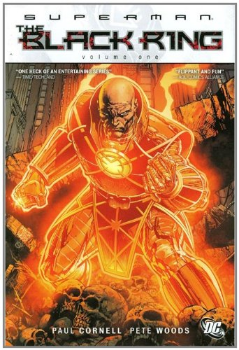 9781401230333: Superman: The Black Ring Vol. 1