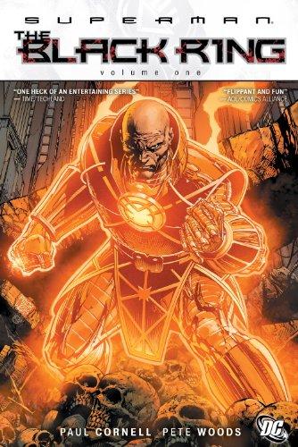 9781401230340: Superman: The Black Ring Vol. 1