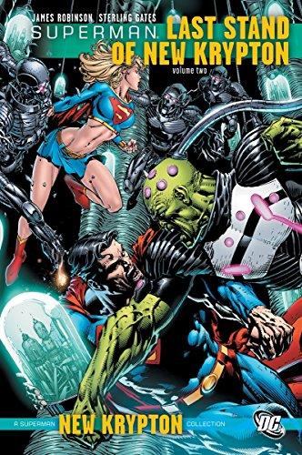 Superman Last Stand Of New Krypton TP Vol 02 (Superman (Graphic Novels)): Gates, Sterling; Robinson...