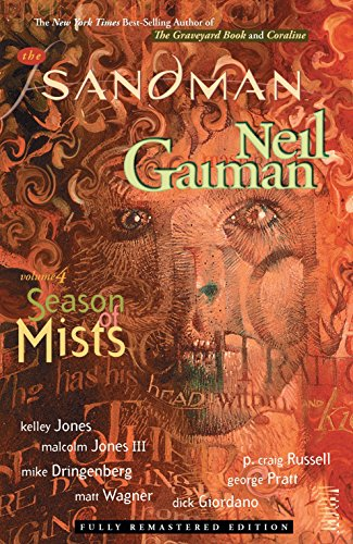 9781401230425: The Sandman, Vol. 4: Season of Mists