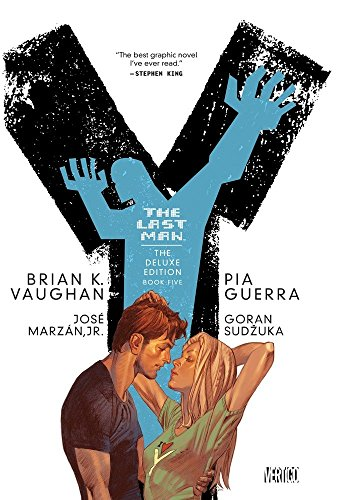 9781401230517: Y: The Last Man, Book 5, Deluxe Edition