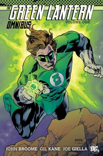 The Green Lantern Omnibus: Gardner F. Fox;