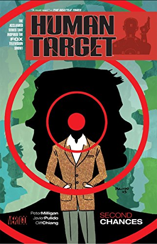 9781401230616: Human Target: Second Chances