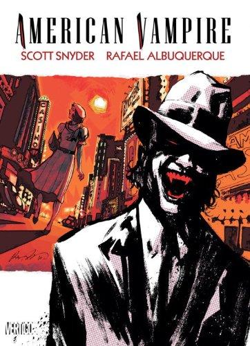 American Vampire, Volume 2: Scott Snyder