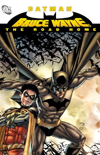 9781401230814: Batman: Bruce Wayne: The Road Home (Batman (DC Comics))