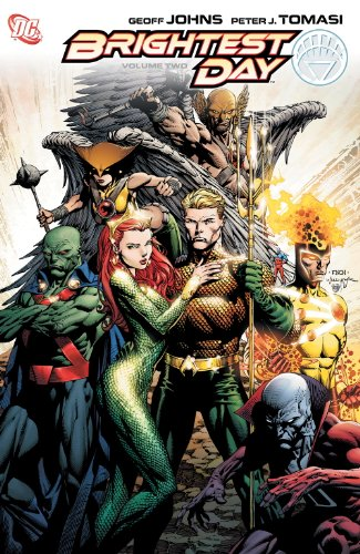 Brightest Day HC Vol 02