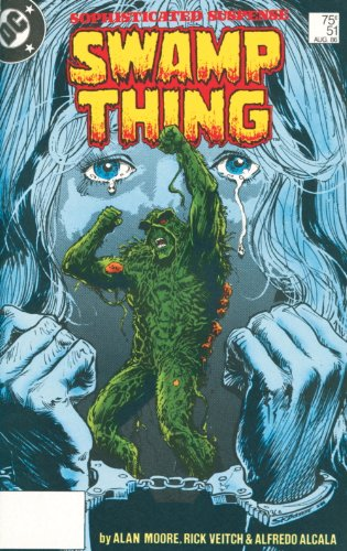 9781401230951: Saga of the Swamp Thing Book Five