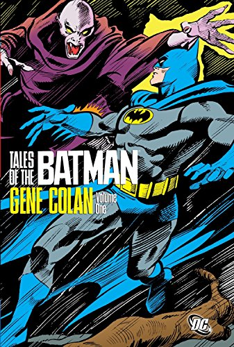 Tales of the Batman : Gene Colan Volume One (1)